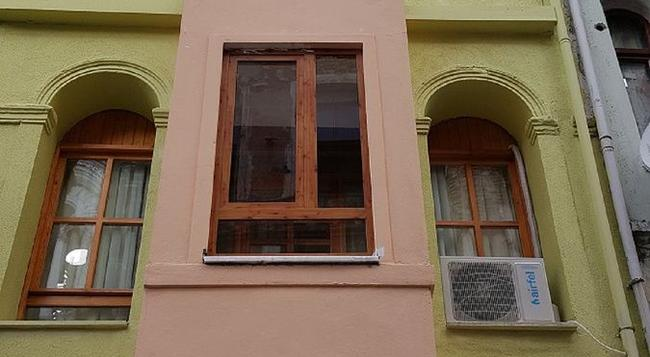 오탄틱 게스트하우스 - 이스탄불 - 건물