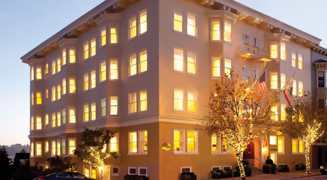 호텔 드리스코 - 샌프란시스코 - 건물