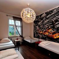 3City Hostel room