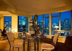 이그제큐티브 호텔 빈티지 파크 - 밴쿠버 - 라운지
