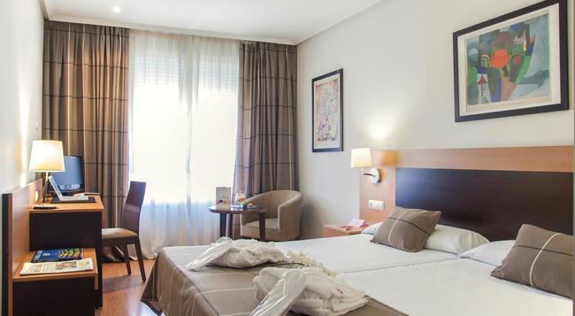 Hotel Infantas de León - 레온 - 침실