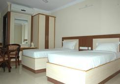 호텔 스리 사이 리젠시 - 하이데라바드 - 침실