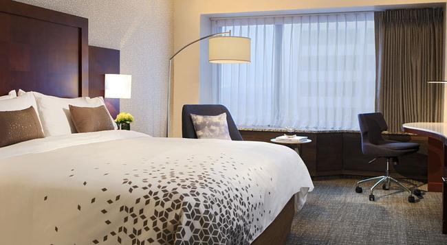 르네상스 시애틀 호텔 - 시애틀 - 침실