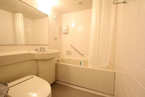 APA 호텔 후쿠오카 와타나베도리 에키마에 엑셀런트 - 후쿠오카 - 욕실