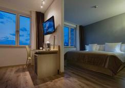 압바 베를린 호텔 - 베를린 - 침실