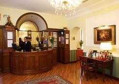 기글리오 델 오페라 호텔 - 로마 - 로비