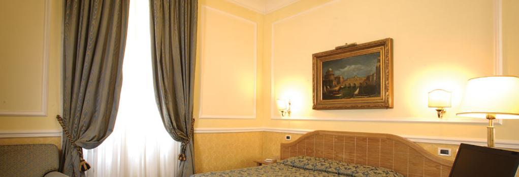 기글리오 델 오페라 호텔 - 로마 - 침실