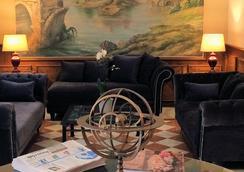 호텔 트라이아노 - 로마 - 로비