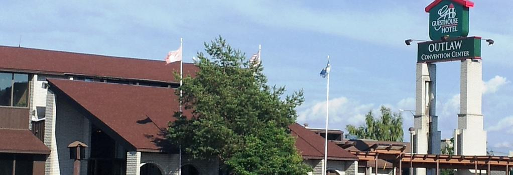FairBridge Inn & Suites, Kalispell - 캘리스펠 - 건물