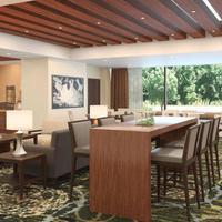 Staybridge Suites Atlanta - Midtown Lobby