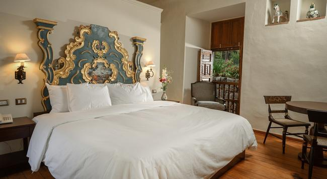 Palacio Manco Capac by Ananay Hotels - 쿠스코 - 침실