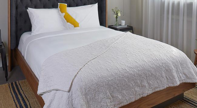 호텔 G 샌프란시스코 - 샌프란시스코 - 침실