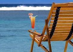 더 라로통안 비치 리조트 앤 스파 - Rarotonga - 해변