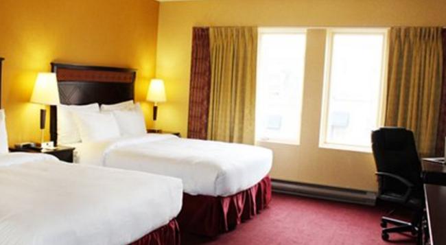 퀄리티 호텔 & 스위트 다운타운 - 몬트리올 - 침실