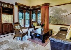 Sleeping Giant Rainforest Lodge - Belmopan - 침실