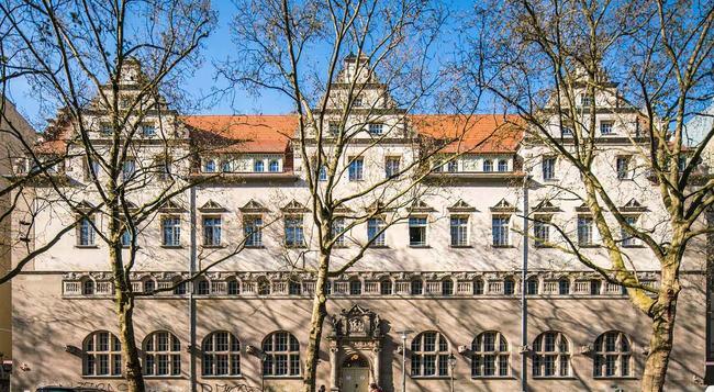 Hotel Oderberger - 베를린 - 건물