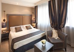호텔 모차르트 - 밀라노 - 침실