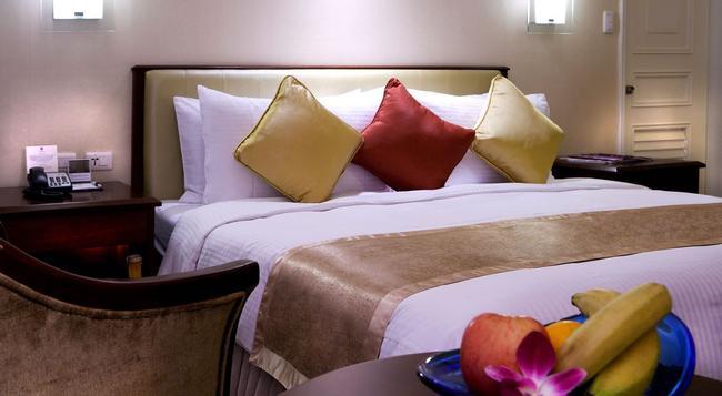 썬월드 다이너스티 호텔 - 타이베이 - 침실