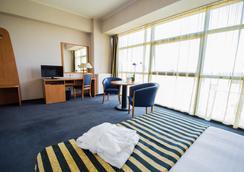 Hotel Class - 부쿠레슈티 - 침실