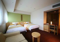 호텔 그레이스리 신주쿠 - 도쿄 - 침실