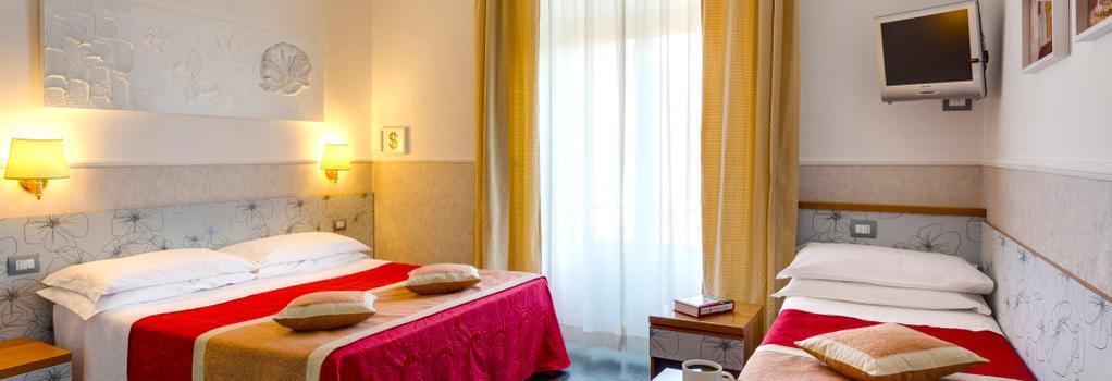호텔 마라칸토니오 - 로마 - 침실
