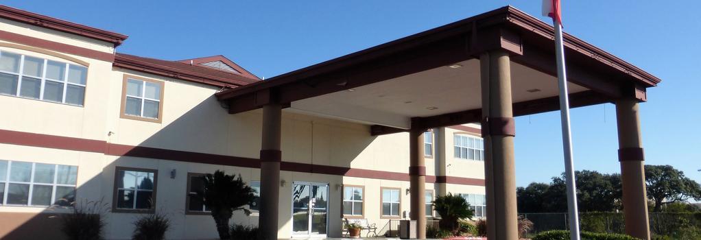 Red Roof Inn & Suites San Antonio - Fiesta Park - 샌안토니오 - 건물