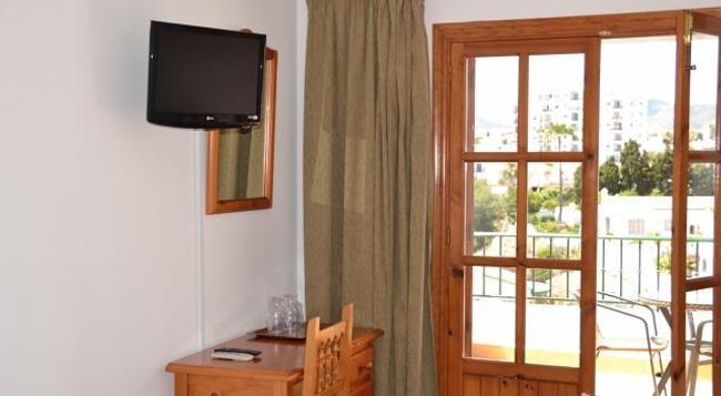 호텔 호세 크루즈 - 네르하 - 침실