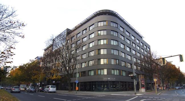 사나 베를린 호텔 - 베를린 - 건물