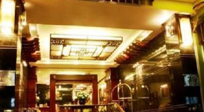 골든 로터스 호텔 하노이 - 하노이 - 건물