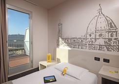B&B 호텔 피렌체 시티 센터 - 피렌체 - 욕실