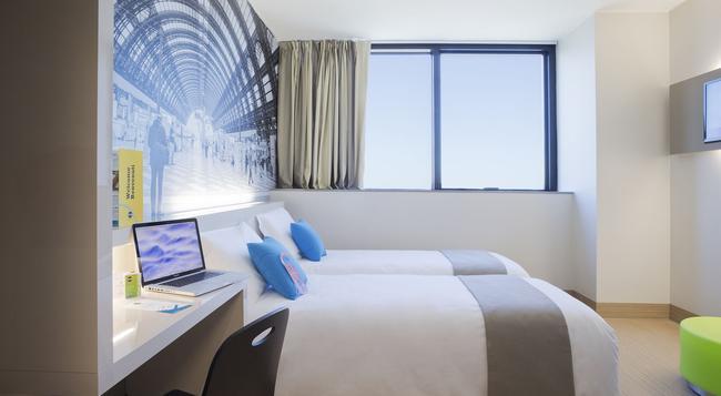 B&B 호텔 피렌체 노볼리 - 피렌체 - 침실