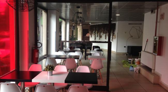 B&B 호텔 피렌체 노오보 팔라쪼 디 귀스티찌아 - 피렌체 - 라운지