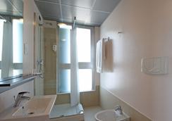 B&B 호텔 피렌체 노오보 팔라쪼 디 귀스티찌아 - 피렌체 - 욕실
