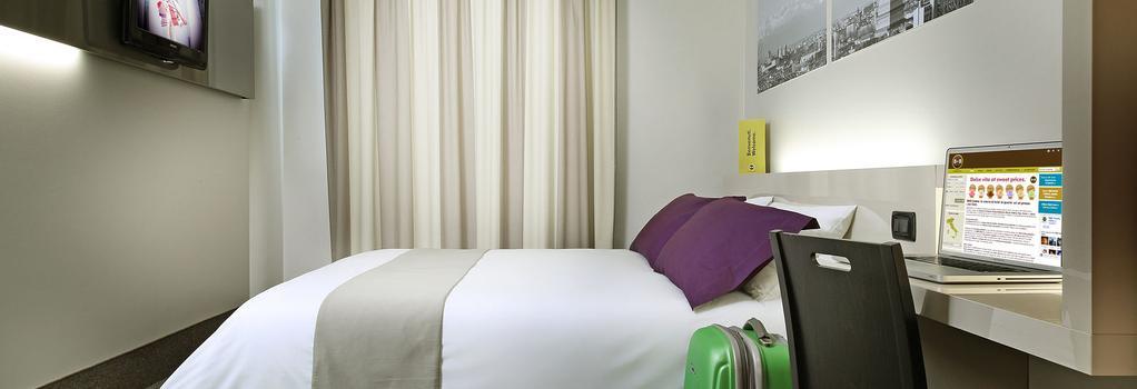 B&B 호텔 토리노 - 토리노 - 침실