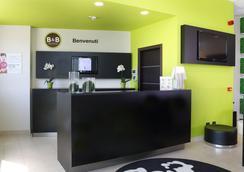 B&B 호텔 토리노 - 토리노 - 라운지