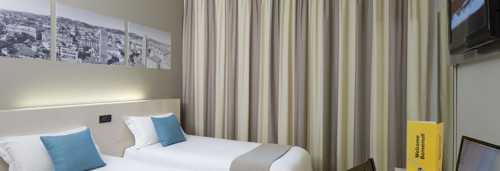 비앤비 호텔 베로나 - 베로나 - 침실