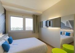 비앤비 호텔 밀라노 체니시오 가리발디 - 밀라노 - 침실