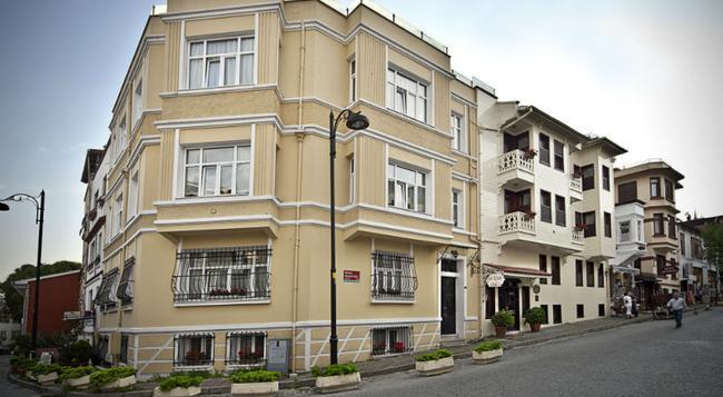 호텔 사리 코낙 - 이스탄불 - 건물