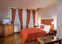 호텔 사리 코낙 - 이스탄불 - 침실