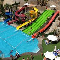 Hotel Los Patos Park Water Park