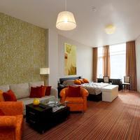 세독 호텔 Living Area