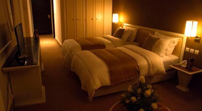 호텔 나심 - 마라케시 - 침실