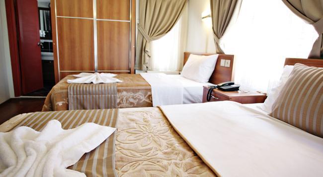 Taksim Palace Hotel - 이스탄불 - 침실