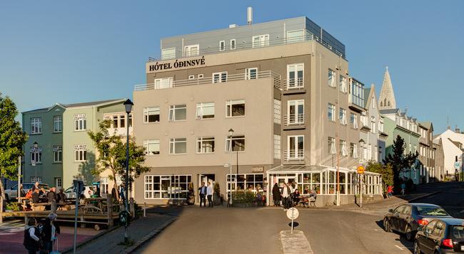 호텔 오딘스베 - 레이캬비크 - 건물
