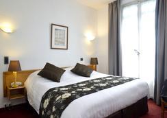 호텔 앵글테레 - 그르노블 - 침실