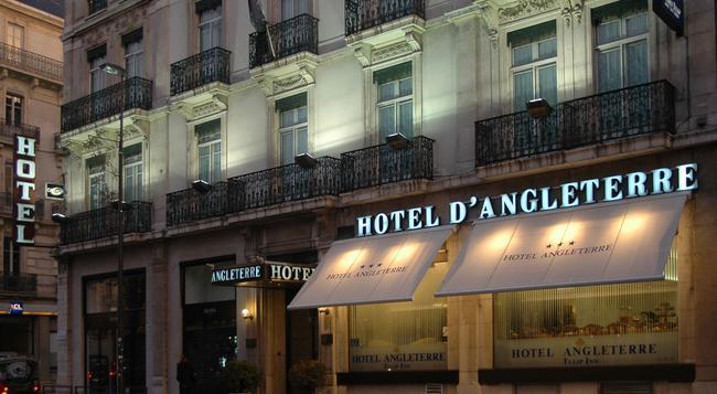 호텔 앵글테레 - 그르노블 - 건물