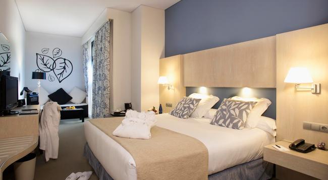 호텔 누에보 보스턴 - 마드리드 - 침실