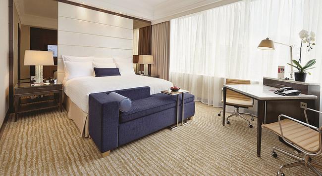 싱가포르 메리어트 탕 플라자 호텔 - 싱가포르 - 침실
