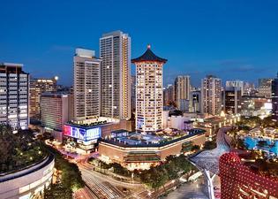 싱가포르 메리어트 탕 플라자 호텔
