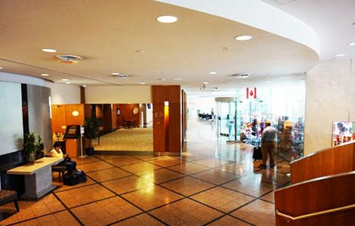 Empire Landmark Hotel - 밴쿠버 - 로비